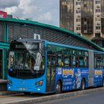 BRTのバス