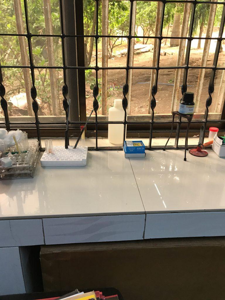 血液検査室1