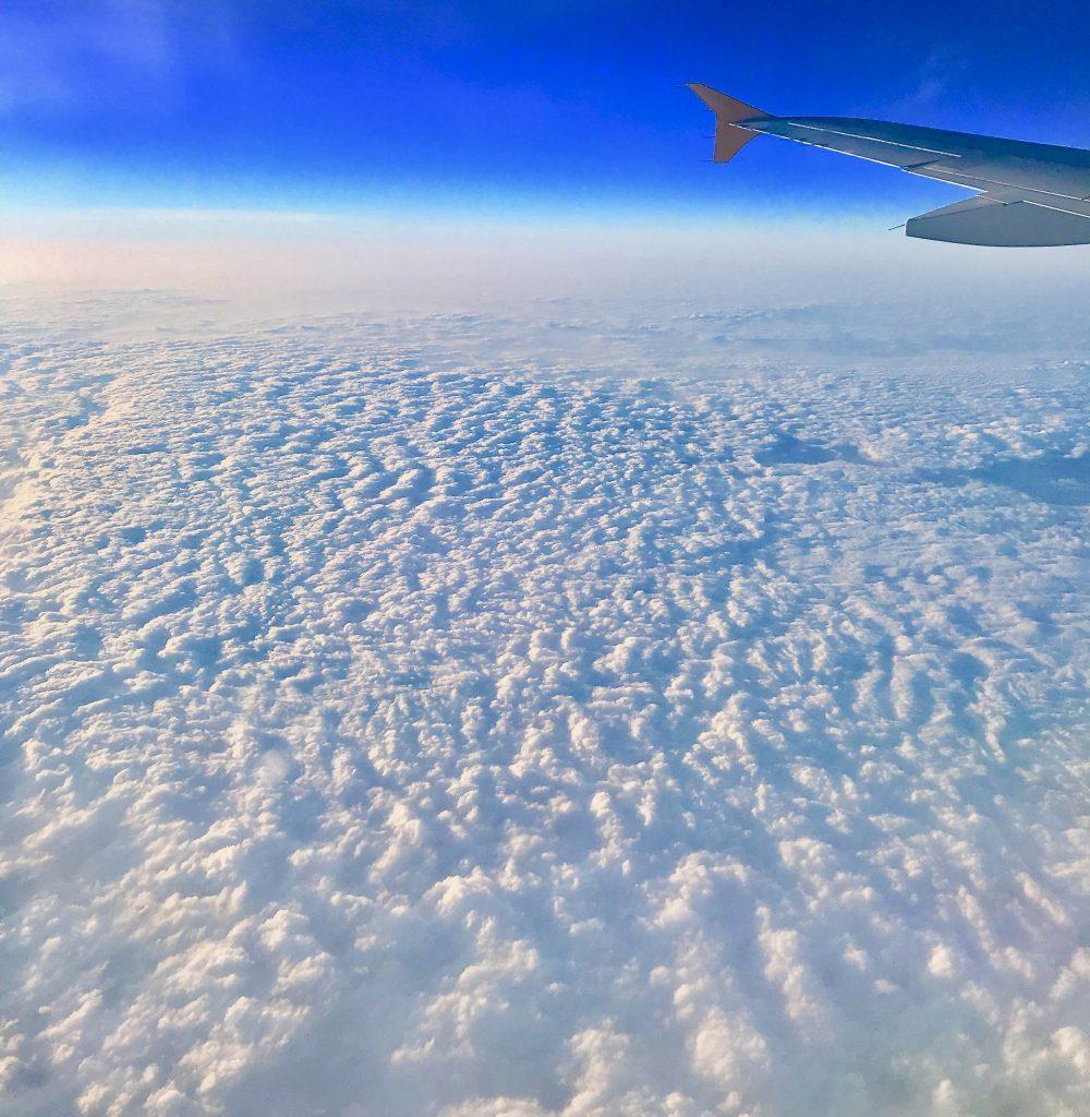 ソマリア上空