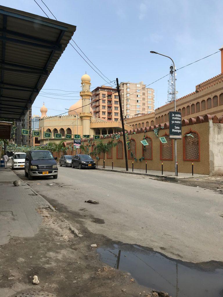 Kisutuのモスク